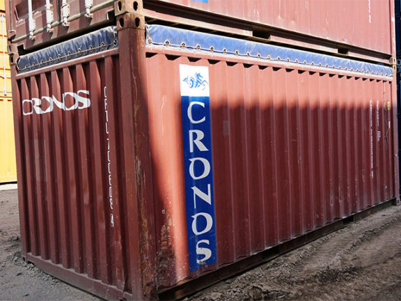 20ft Open top shipping containers Brisbane