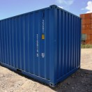 20ft blue container general purpose