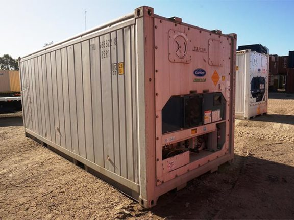 20ft reefer container for sale