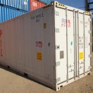 20ft refridgerated containers side for sale