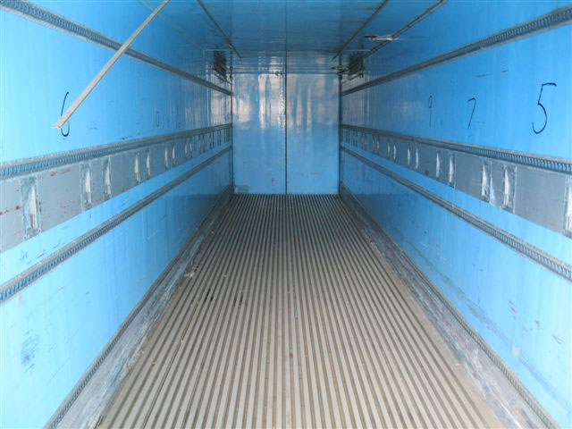 40ft Insulated Shipping Containers Coastal Containers