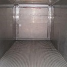 20ft insulated container reefer interior Brisbane