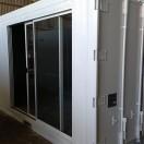 20ft insulated container roller door